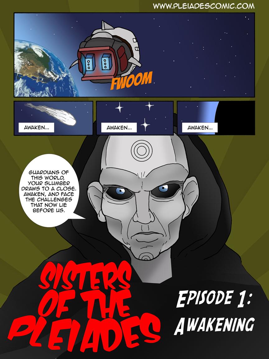 Episode 1: Awakening – Page 1