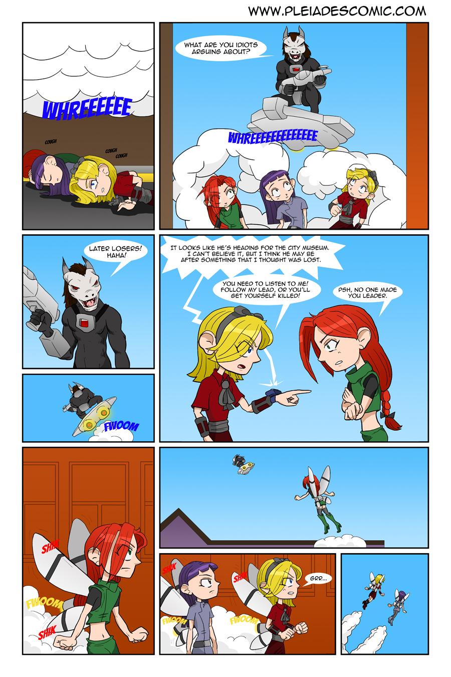 Episode 1: Awakening – Page 18