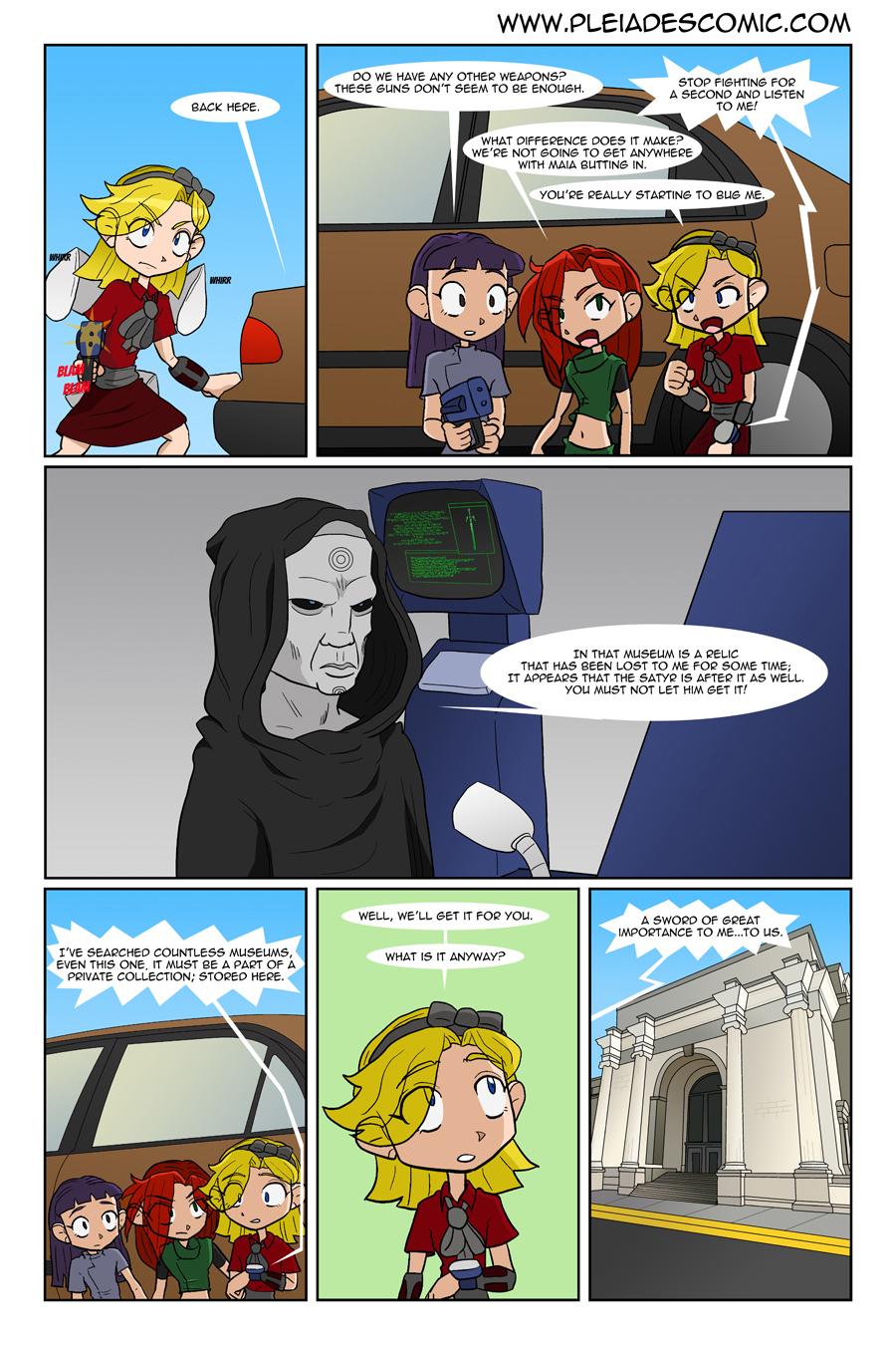 Episode 1: Awakening – Page 20