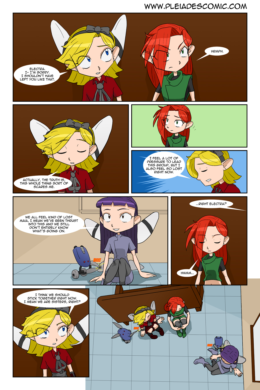 Episode 1: Awakening – Page 35