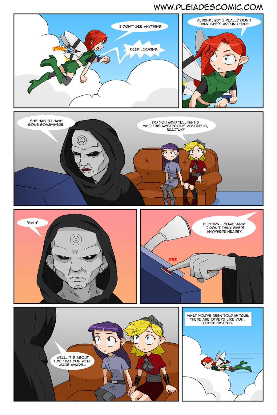 Episode 2: Revealing – Page 1